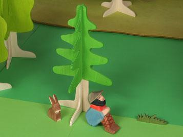 Holzspielzeug-Beck Tannenbaum