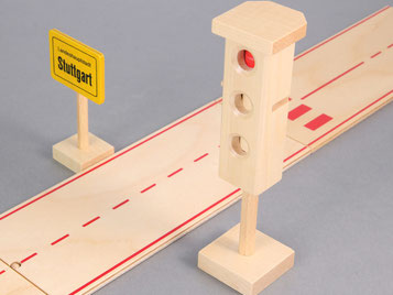 Holzspielzeug Beck Fußgängerampel