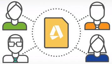 Autodesk Multi-User