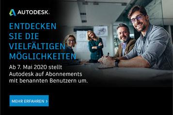 Autodesk Named User License