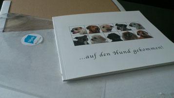 Fotobuch, auf den Hund gekommen, Tierfotografie, Haustier, Hund, Hund im Fotostudio, Fotostudio, blurp Fotobuch