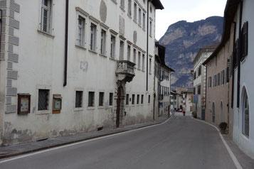Salurn, die südlichste Stadt Südtirols