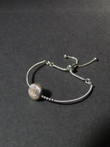 Bracelet ceramique raku