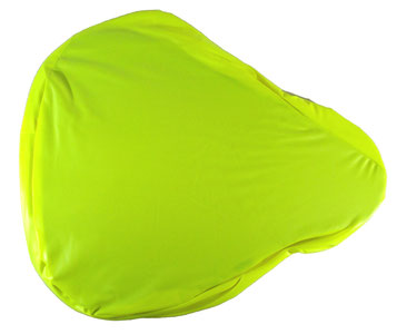 velo cycle bike accessoire securite couvre selle reflechissant couleur pas cher