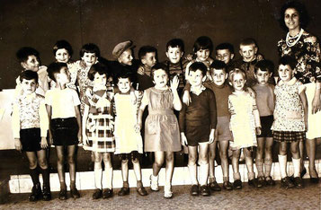 1954- 1955  & Konveniat Joergang 1954 1955