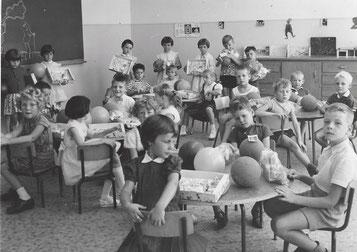 Jahrgang 1953 in der Spielschule