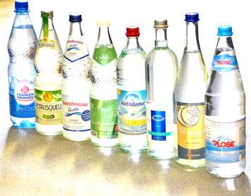 Mineralwasser Getränke Haußmann