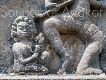 Kāraikkāl Ammaiyār. Phnom Chisor.