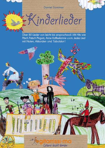 """Buch """"Kinderlieder"""" von Daniel Sommer"""