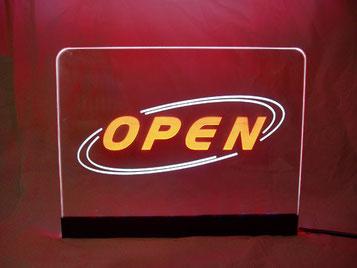 open 2 Lichtfluter