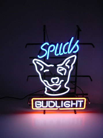 Neon Sign Hund