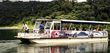 Traslado desde Arenal a Monteverde