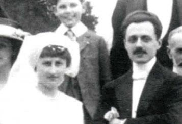 Jean de Meeûs et son épouse Clothilde Snoy