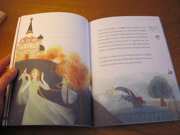 Mise en page TétrasLire n°6 - illustrations Clémence Meynet