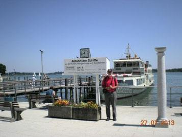 Figure 21-Zeev sur le quai