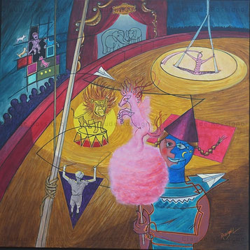 Happy Circus - Claude Rossignol