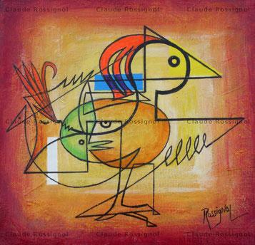 Cacographie ornitho. - Claude Rossignol