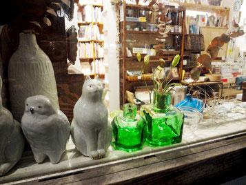 ウレシカ窓辺の動物たち