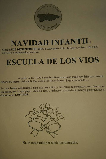 Tras celebrarse en 2013 en Las Villas y en 2014 en Villamarín, este año 2015 se celebró en Los Vios.