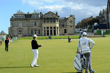 St. Andrews Golfplatz