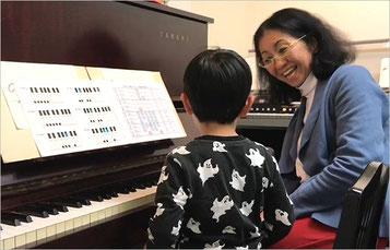 江古田 ピアノ教室 子供 幼児 小学生