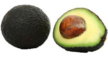 Eine neue Liebe: Avocado & Himbeere - geniales Dessert (auch für Thermomix)