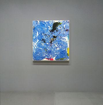 sans titre n°1, dim. 102 x 93 cm, 2021