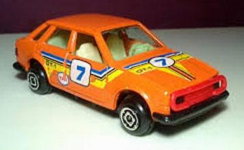 30 Ford Escort rallye
