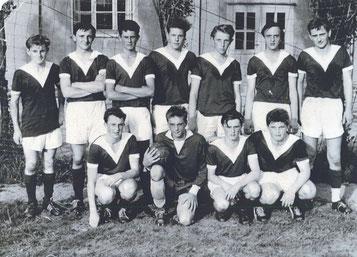 Bild: Wünschendorf Erzgebirge Fußballmannschaft