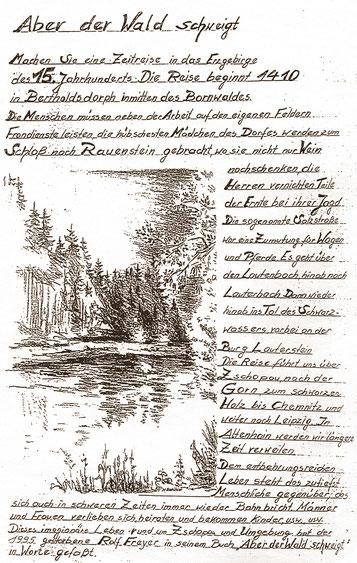 Bild: Freyer Wünschendorf Erzgebirge Teichler