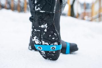 Nordic Grip MINI - sicher bei Schnee und Eis