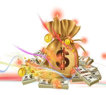 Jésus nous dit que le bonheur ne dépend pas de l'accumulation de biens matériels. Le roi David comparait les instructions divines aux plus beaux trésors et le roi Salomon explique que celui qui aime l'argent ne sera jamais rassasié.