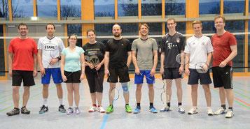 Badminton-Gruppe Ichenheim