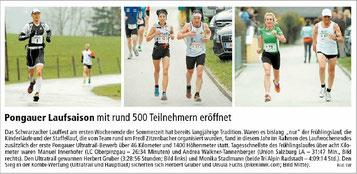 Quelle: Pongauer Nachrichten - 14.04.2014