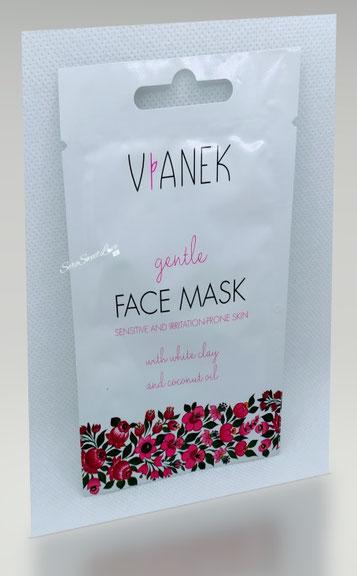 Maschera viso calmante Vianek