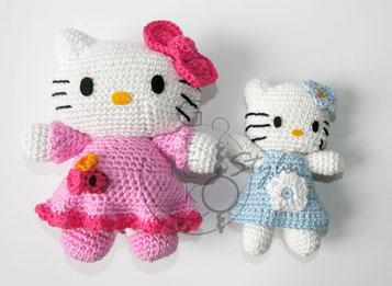 Große und kleine Kitty