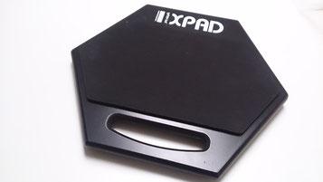 Practice Pad x-pad von Promark im Gewinnspiel bei www.paukenschlaegel.com