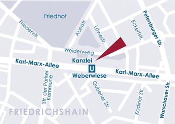 Anwalt Verkehrsrecht Berlin Friedrichshain