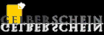 Gelber Schein Info Logo