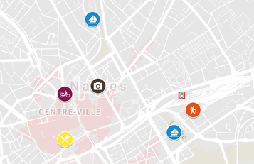 que faire à Nantes atypic photo