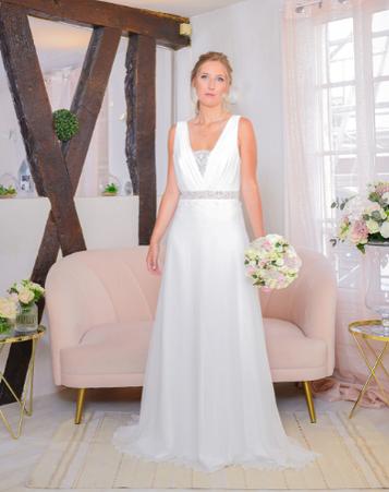 robe de mariée fabrication française moins 2000€ yvelines