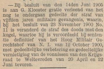 Het nieuws van den dag voor Nederlandsch-Indië 16-06-1905