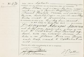 Overlijdensregister 1916, Bijzondere Strafgevangenis te Leeuwarden