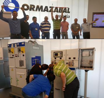 Seminar - Schaltberechtigung - Ormazabal - Pusch - Unterweisung - Elektrofachkraft - Krefeld -
