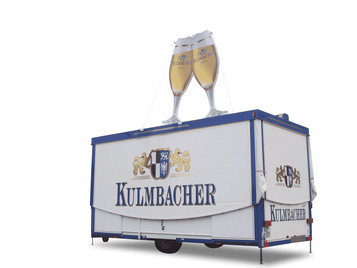 Schankwagen Kulmbacher