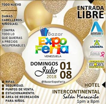 Bazar Expo Feria Venezuela