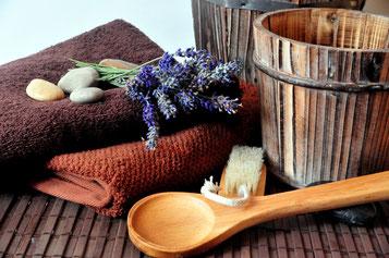 Sauna im Urlaub genießen