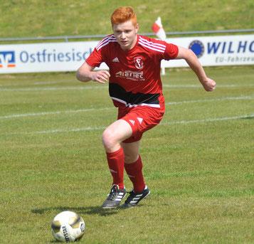 Daniel Diekmann. (Foto: Mario Rauch)