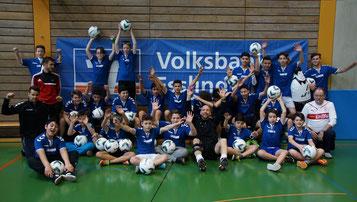Fussballtag SG Eintracht Sirnau