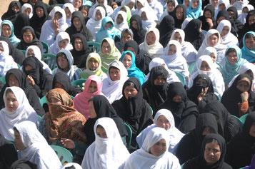 Journée des femmes, Afghanistan